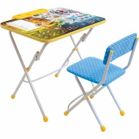 все цены на Комплект стол+стул Ника Disney 3 Феи Тайна зимнего леса онлайн