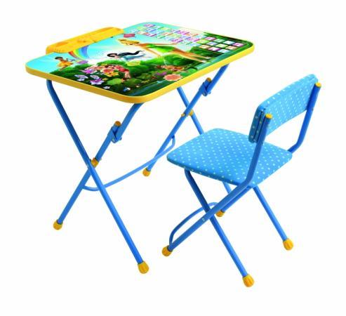 Комплект стол+стул Ника Disney 3 Феи. Азбука ника набор мебели азбука стол стул пенал феи дисней