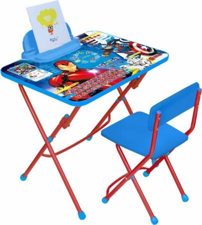 Комплект стол+стул Ника Disney 3 Мстители цена 2017