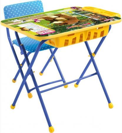 Комплект стол+стул Ника Умничка 2П Позвони мне Маша и Медведь роберт рождественский позвони мне позвони сборник