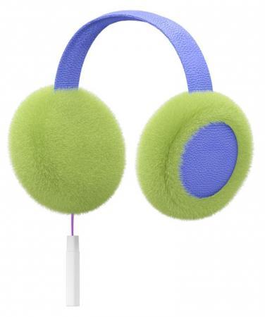 Гарнитура HIPER Sound Green зеленый ultra loud bicycle air horn truck siren sound 120db