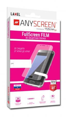Пленка защитная Lamel 3D защитная пленка FullScreen FILM для Huawei P20 Pro, ANYSCREEN защитная пленка для клавиатуры other thinkpad e135 a85 a87 11 6