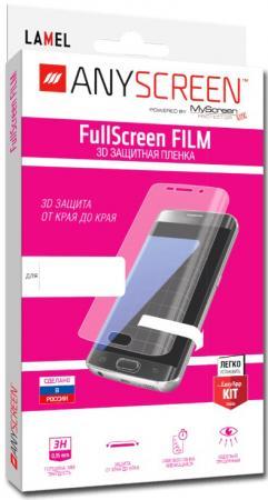 Защитная плёнка 3D Lamel FullScreen FILM для iPhone X 500055 mk8 aluminum extruder kit with nema 17 stepper motor 1 75mm for 3d printer reprap prusa i3