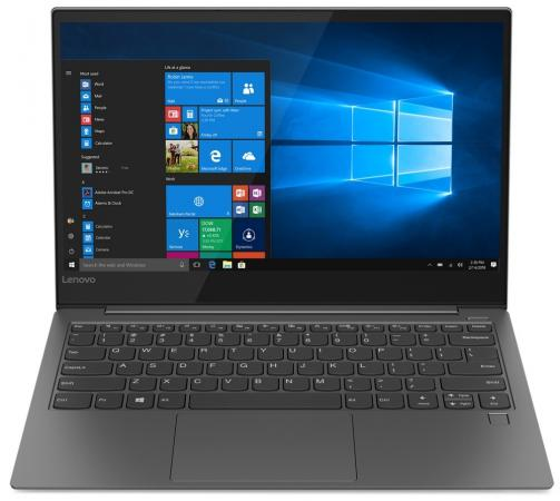 Ноутбук Lenovo Yoga S730-13IWL 13.3 1920x1080 Intel Core i7-8565U 256 Gb 16Gb Intel UHD Graphics 620 серый Windows 10 Home 81J0002KRU ноутбук lenovo yoga s730 13iwl 13 3 1920x1080 intel core i7 8565u 256 gb 16gb intel uhd graphics 620 серый windows 10 home 81j0002kru