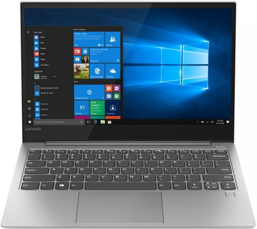 Ноутбук Lenovo Yoga S730-13IWL 13.3 1920x1080 Intel Core i7-8565U 256 Gb 8Gb Intel UHD Graphics 620 серебристый Windows 10 Home 81J0000CRU