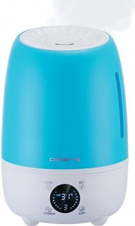 Увлажнитель воздуха Polaris PUH 6805Di синий ультразвуковой увлажнитель воздуха polaris puh 6805di синий