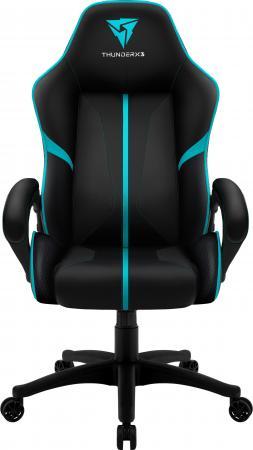 Кресло компьютерное ThunderX3 BC1-BC [black-cyan] AIR