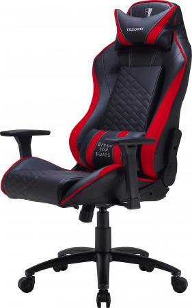 Кресло компьютерное TESORO Zone Balance F710 BR [black-red] dxracer oh ea01 nr компьютерное кресло black red