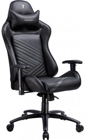 Кресло компьютерное TESORO Zone Speed F700 B [black]