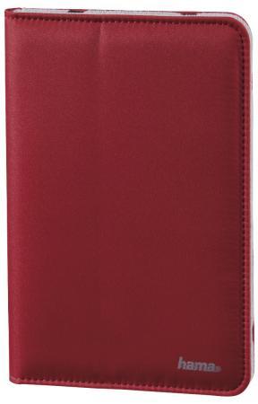 Чехол Hama для планшета 10.1 Strap полиэстер красный (00182305) чехол hama для планшета 10 1 piscine полиуретан красный 00173551