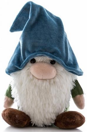 Мягкая игрушка гном Aurora 25 см красный текстиль наполнитель мягкая игрушка овечка aurora 18 см белый фиолетовый текстиль наполнитель