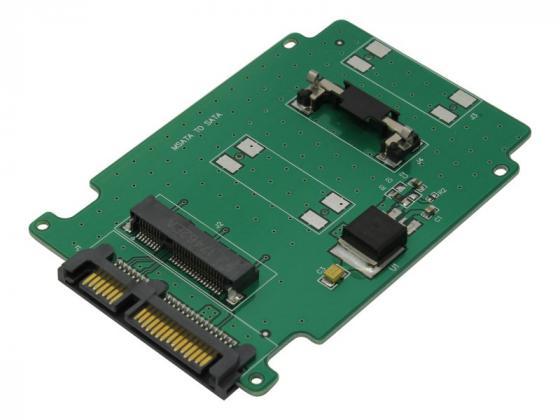 Фото - Переходники SSD Espada SATAIII to mSATA , EmSSATA3 адаптер espada подключение дополнительной sim esp sim 43073