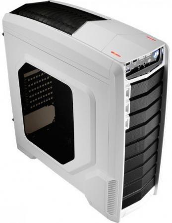 "Корпус Aerocool GT-A White , ATX, без БП, док-станция для 2.5""/3.5"" HDD, толщина 0,6мм, 1хUSB3.0/2хUSB2.0, 185х485х475мм (ШxВxД) корпус aerocool gt черный без бп"