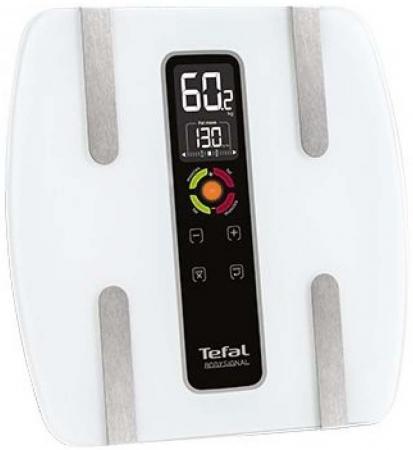 Весы напольные Tefal BM7100S5 белый весы напольные tefal pp1221v0 белый
