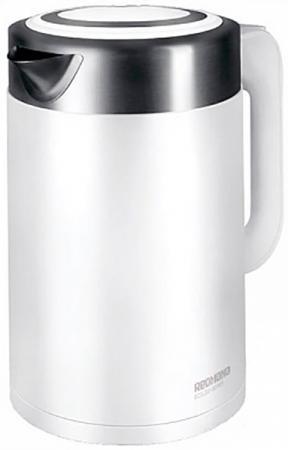 Чайник электрический Redmond RK-M129 2150 Вт белый 1.7 л металл/пластик цена и фото