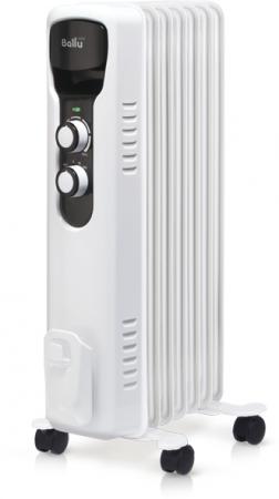 Масляный радиатор BALLU BOH/TR-07 1500 Вт белый чёрный