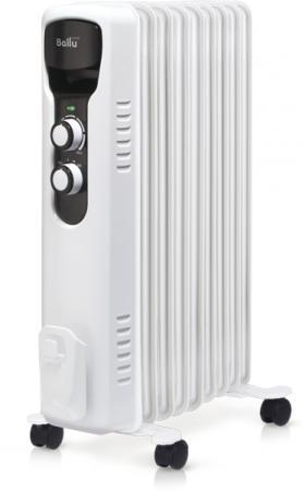 Масляный радиатор BALLU BOH/TR-09 2000 Вт белый чёрный