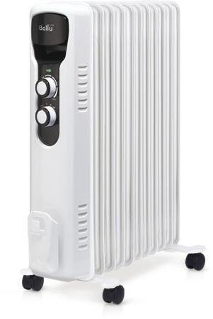 Масляный радиатор BALLU BOH/TR-11 2200 Вт белый чёрный