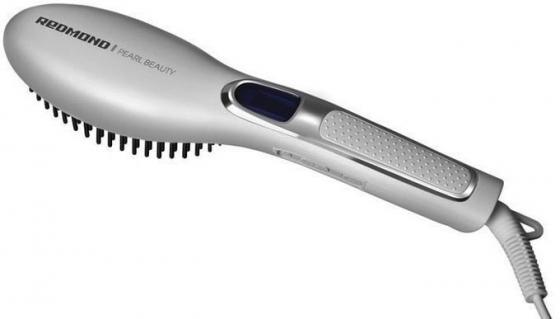 Расчёска Redmond RCI-2319 Жемчужный цена и фото