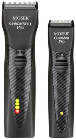 Машинка для стрижки Moser 1871-0079 Chrom Style Pro машинка для стрижки волос moser 1871 0072 chromstyle pro white