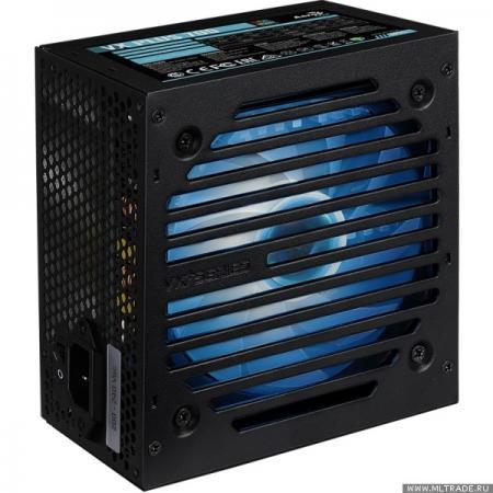Блок питания ATX 700 Вт Aerocool Retail VX PLUS 700 RGB