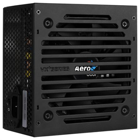 Блок питания ATX 800 Вт Aerocool Retail VX PLUS 800 RGB
