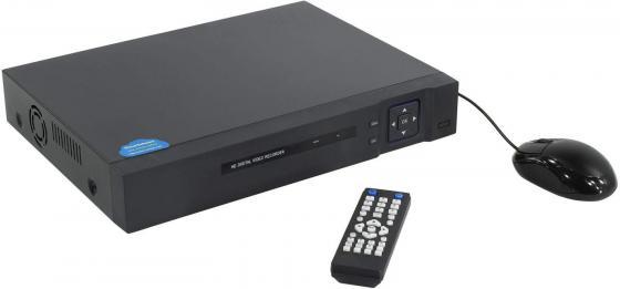 Видеорегистратор ORIENT XVR-2904/1080H 5в1 XVR-2904/1080H. Для подключ. до 12-и камер одновременно. Разр. AHD/TVI/CVI(1080H)/CVBS(960H)/IP(1080