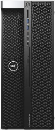 Системный блок DELL Precision 5820 Intel Core i7 7800X 16 Гб 1Tb + 256 SSD Nvidia Quadro P2000 5120 Мб Windows 10 Pro 5820-2394