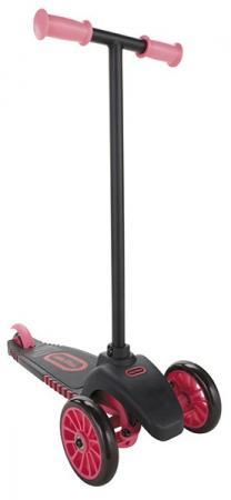 Самокат трехколёсный Little Tikes 638169 черно-розовый little tikes мульти горка little tikes