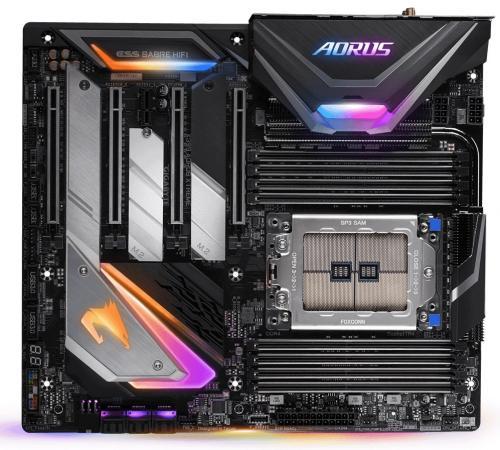 Материнская плата GigaByte X399 AORUS XTREME Socket TR4 AMD X399 8xDDR4 4xPCI-E 16x 1xPCI-E 1x 6 EATX Retail кеды keddo keddo ke037amcigy4