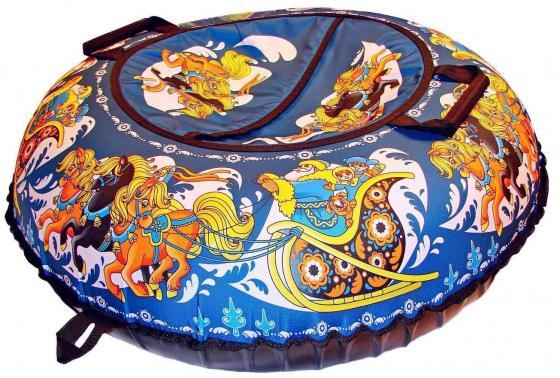 Тюбинг RT Эксклюзив: Тройка ПВХ полипропилен рисунок 6923 junior republic junior republic рубашка в мелкую полоску голубая