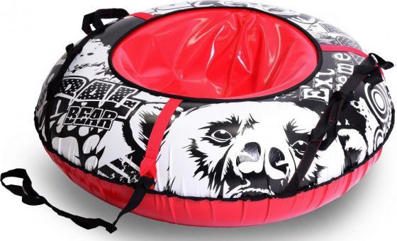 Тюбинг RT Ural Bear до 120 кг тентовая ткань рисунок 6966 тюбинг rt весёлый олень до 50 кг рисунок тентовая ткань 6967