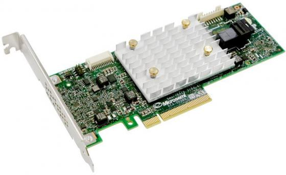 Microsemi Adaptec HBA 1100-16e Single, 16 external ports, PCIe Gen3,x8,,,,FlexConfig,
