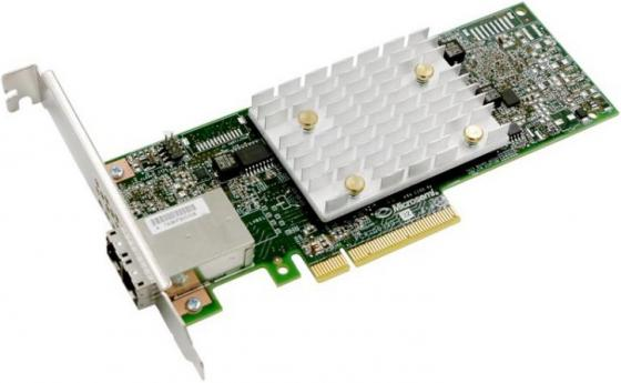 Microsemi Adaptec HBA 1100-8e Single,8 external ports,PCIe Gen3,x8, ,,,FlexConfig,