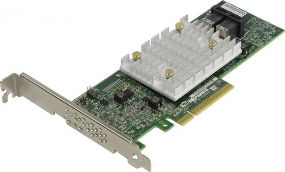 Microsemi Adaptec SmartHBA 2100-8i Single,8 internal ports,PCIe Gen3 ,x8,,RAID 0/1/10/5,,FlexConfig,