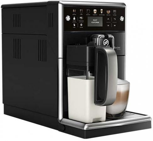 лучшая цена Кофемашина Philips SM5570/10 1850 Вт черный