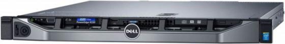 Dell PowerEdge R330 1U/ E3-1230v6 3,5Ghz/ 1x16Gb UDIMM(2400)/ H330/ 1x1.2Tb SAS 10K SFF/ UpTo(8)SFF HotPlug/ DVDRW/ iDRAC8 Ent/ 2xGE/ 1xRPS350W/ Bezel/ Static Rails/PCI-E: 1xF+1xL/ 3YBWNBD (210-AFEV) все цены