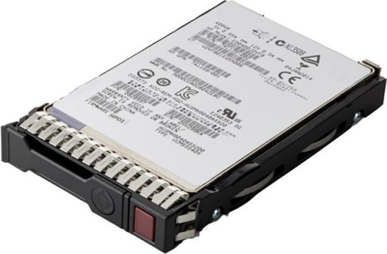 HPE 480GB 2.5(SFF) 6G SATA Read Intensive Hot Plug SC DS SSD (for HP Proliant Gen9/Gen10 servers) analog 877746-B21, 875509-B21 & P04560-B21 накопитель ssd hp 764943 b21 480gb 764943 b21