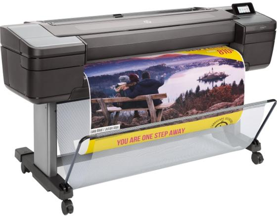 Фото - HP DesignJet Z6 PS Printer (44,6 colors, pigment ink, 2400x1200dpi,128 Gb(virtual),500 Gb HDD, GigEth/host USB type-A,stand,single sheet and roll feed,autocutter, PS, 1y warr) ноутбук hp probook 650 g4 15 6 1920x1080 intel core i7 8550u 512 gb 8gb intel uhd graphics 620 серебристый windows 10 professional 3zg59ea