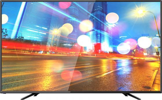 Телевизор LED 43 Hartens HTV-43F01-T2C черный 1920x1080 50 Гц USB ahd камера htv htv t5205ahd