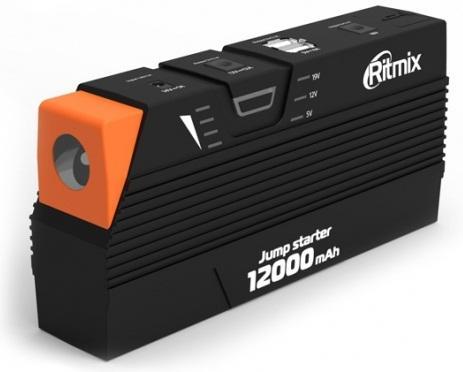 Фото Пуско-зарядное устройство Ritmix RJS-12000
