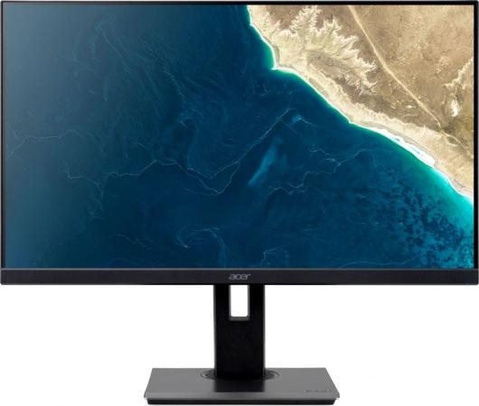 Монитор 24 Acer B247YBMIPRZX черный IPS 1920x1080 250 cd/m^2 4 ms HDMI DisplayPort VGA Аудио USB UM.QB7EE.004