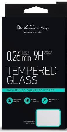 Защитное стекло 3D BoraSCO 19777 для iPhone 7 iPhone 8 0.26 мм защитное стекло borasco 3d для apple iphone 7 белая рамка