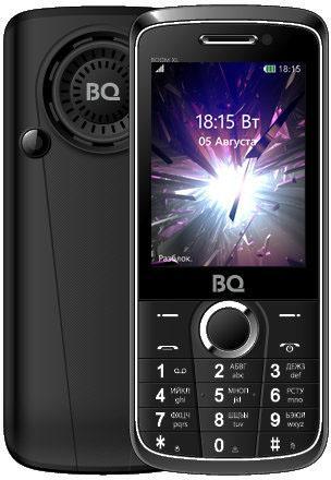 Мобильный телефон BQ 2805 Boom XL черный 2.8 32 Мб bq bq 2805 boom xl