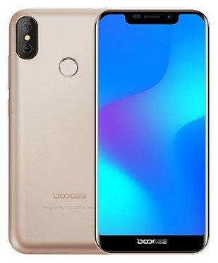 Смартфон Doogee X70 золотистый 5.5 16 Гб LTE Wi-Fi GPS 3G Bluetooth смартфон samsung galaxy j6 2018 золотистый 5 6 32 гб lte wi fi gps 3g