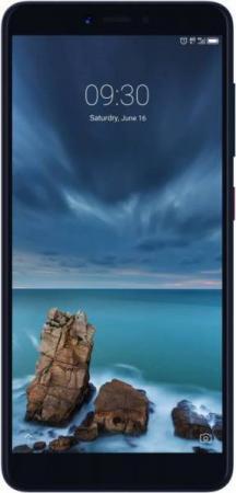 Смартфон ZTE Blade A7 Vita синий 5.45 16 Гб LTE Wi-Fi GPS 3G Bluetooth смартфон zte blade a610 16 гб серый