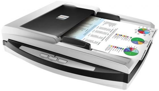 все цены на Сканер ADF дуплексный Plustek SmartOffice PL4080 онлайн