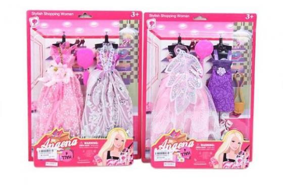 куклы и одежда для кукол Одежда для кукол Наша Игрушка Наряд Бальный для куклы