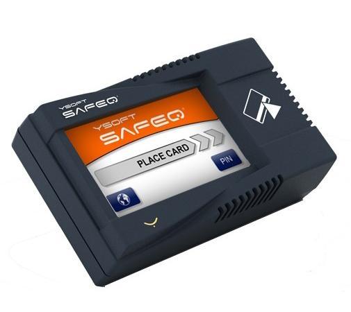 Терминал UltraLight, контроль печати, ASK FSK 125 kHz (RFID)