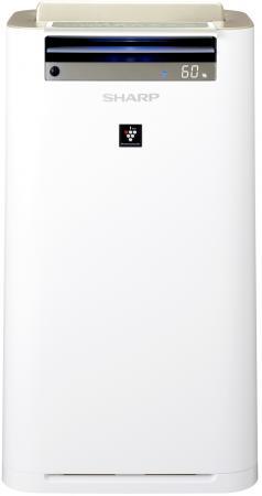 Увлажнитель воздуха Sharp KC-G51RW белый зеленый источник воздуха e стюард автомобиль домашний лазер pm2 5 оборудование для обнаружения воздуха 3 0 белый белый